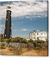 Dungeness View Canvas Print