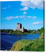 Dunguaire Castle, Co Galway, Ireland Canvas Print