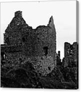 Dunluce Castle Canvas Print