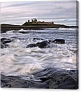 Dunstanburgh Castle Iv Canvas Print