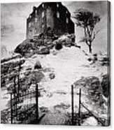 Duntroon Castle Canvas Print