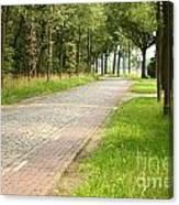 Dutch Road 2 Canvas Print