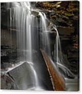 Dutchman Falls Canvas Print