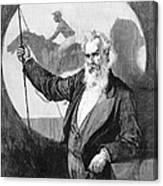 Eadweard Muybridge Canvas Print