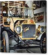 Early Ford Canvas Print