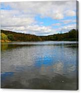 Earth Sky Water Canvas Print