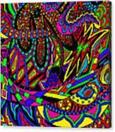 Earths Compost Canvas Print