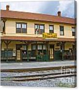 East Broad Top Station 2 Canvas Print