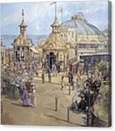Eastbourne Canvas Print