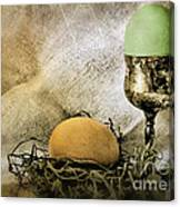 Easter With Patina 2 Canvas Print