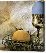 Easter With Patina 3 Canvas Print