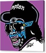 Eazy E Full Color Canvas Print