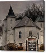 Ebenezer Arp Church Canvas Print