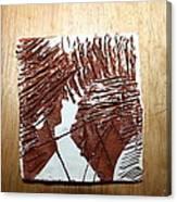 Ed And Ezra - Tile Canvas Print