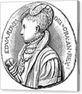 Edward Vi (1537-1553) Canvas Print