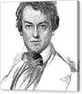 Edwin Forrest (1806-1872) Canvas Print