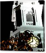 Eight O'clock Eop Canvas Print