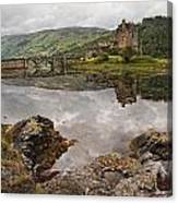 Eilean Donan Castle 2 Canvas Print