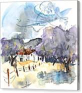 El Alcornocal 07 Canvas Print