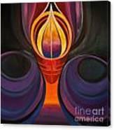 El Alma Mater Canvas Print