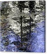 El Capitan On Ice Canvas Print
