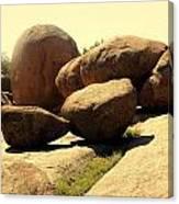 Elaphant Rocks 4 Canvas Print