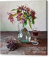 Elderberries 08 Canvas Print