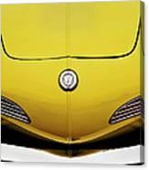 Electric Karmann Canvas Print