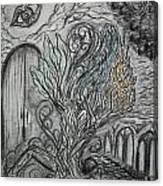 Element Tree Canvas Print