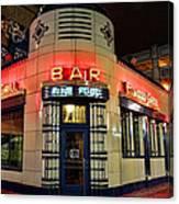 Elwood Bar And Grill Detroit Michigan Canvas Print