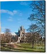 Ely Scenic Canvas Print