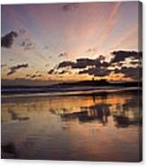 Embleton Bay Sunrise Canvas Print