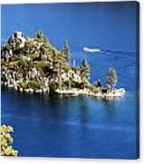Emerald Bay Lake Tahoe Canvas Print