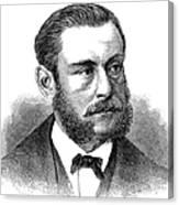 Emil Schumann Canvas Print