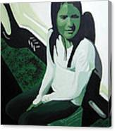 Emily Canvas Print