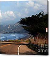 Emma Wood State Beach California Canvas Print