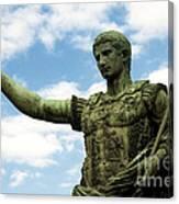Emperor Caesar Augustus Canvas Print