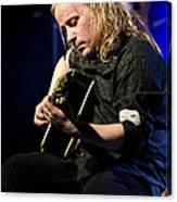 Emppu Vuorinen - Nightwish  Canvas Print