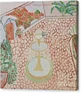 Enchanting Garden Canvas Print