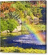 End Of The Rainbow Canvas Print