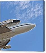 Endeavour's Last Flight IIi Canvas Print