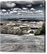 Endless Clouds Canvas Print
