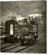 Engine 1638 Canvas Print