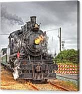 Engine 25 0040 Canvas Print