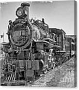 Engine 593 Canvas Print
