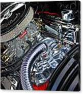 Engine 632 Canvas Print