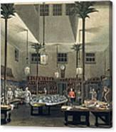 England: Brighton Pavilion Canvas Print