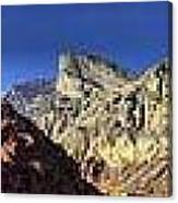 Enjoying Red Rock Canyon Canvas Print