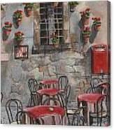 Enot Eca Canvas Print