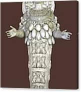 Ephesian Statue Of Artemis Canvas Print